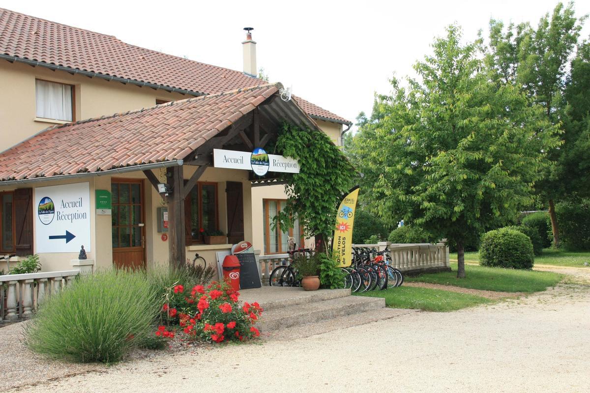 Camping La Vallée des Vignes - Photo 2