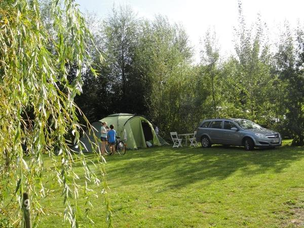 Camping La Clé des Champs - Photo 1
