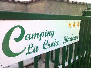 Camping La Croix Badeau - Photo 21