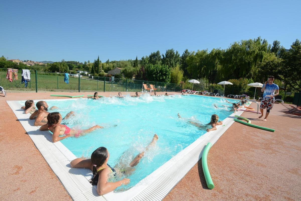 Camping L'Oasis du Verdon - Photo 35