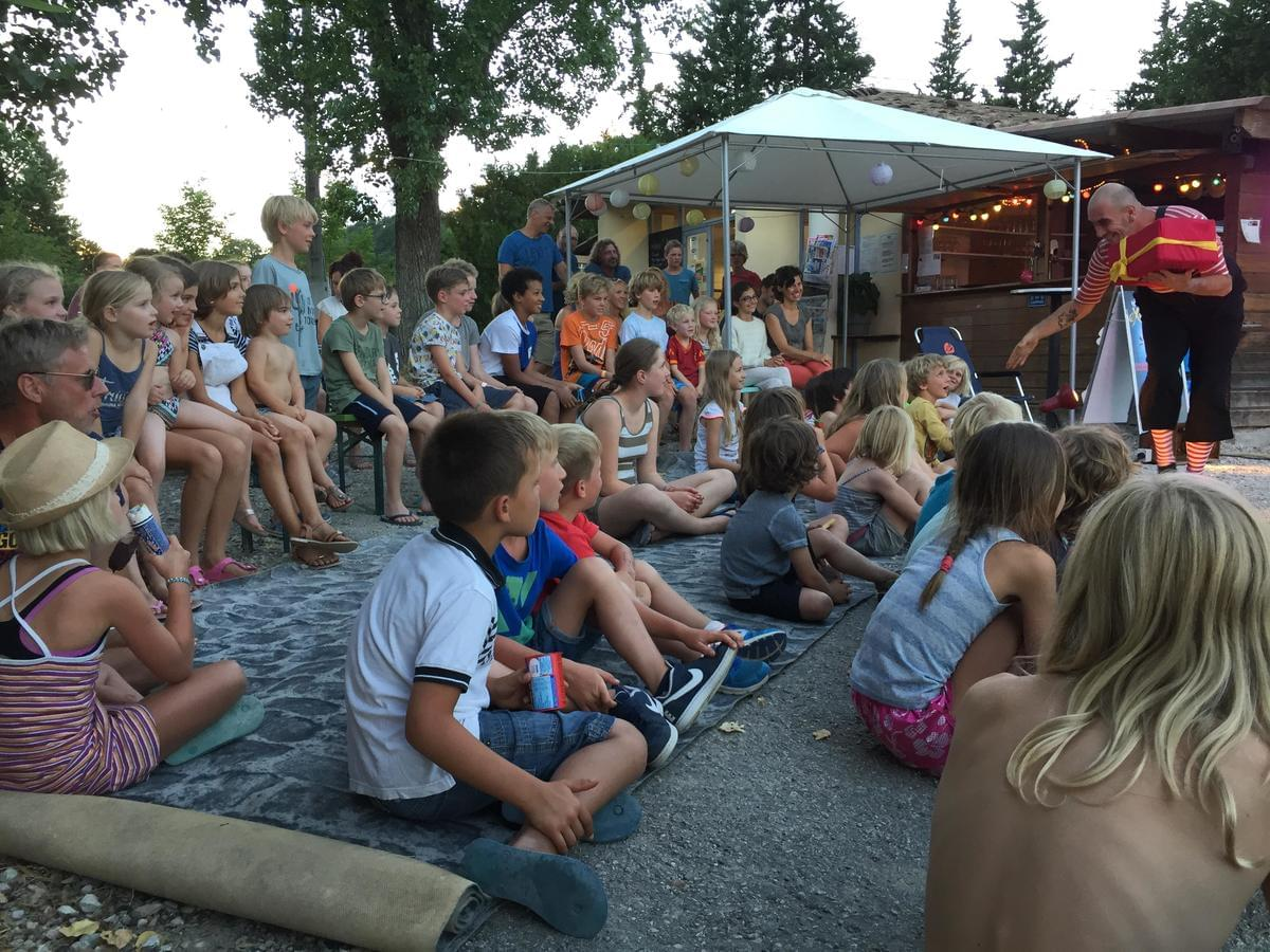 Camping Les Chapelains - Photo 14