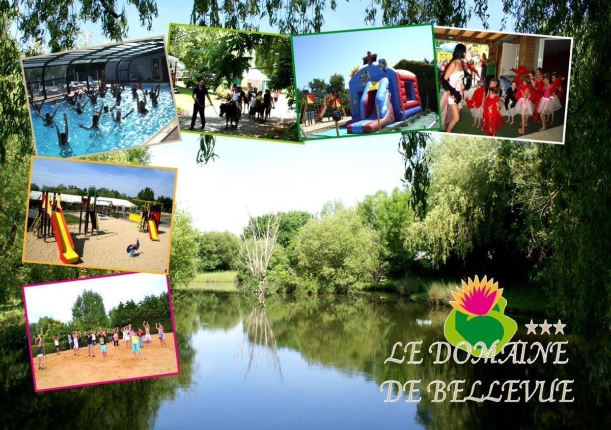 Camping Paradis DOMAINE DE BELLEVUE - Photo 3