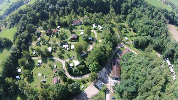 Camping Les Bouleaux - Photo 1