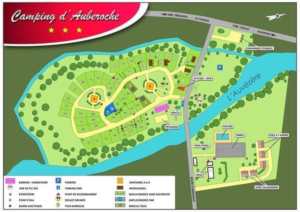 Camping d'Auberoche - Photo 7
