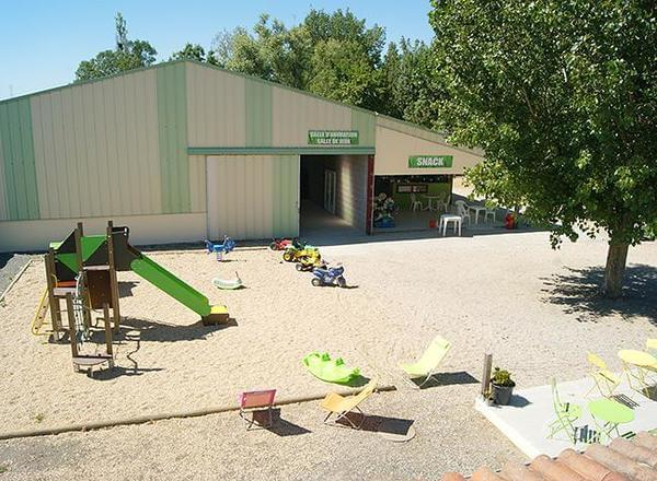 Camping le Merval - Photo 4