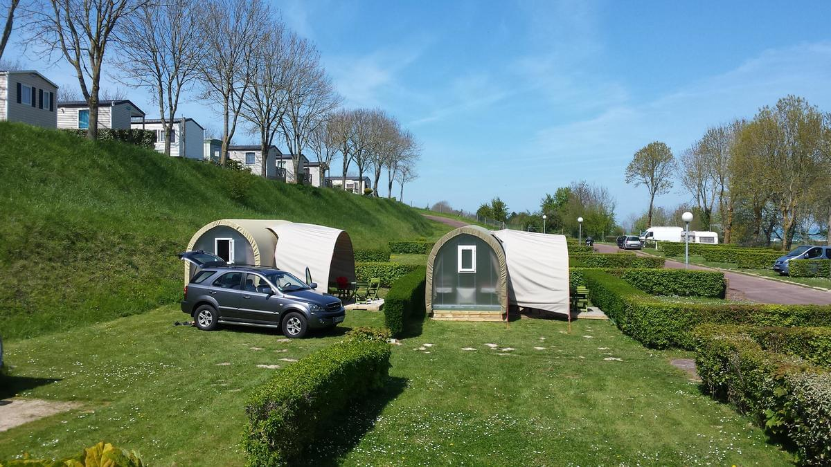 Camping Le Mont Joli Bois - Photo 11