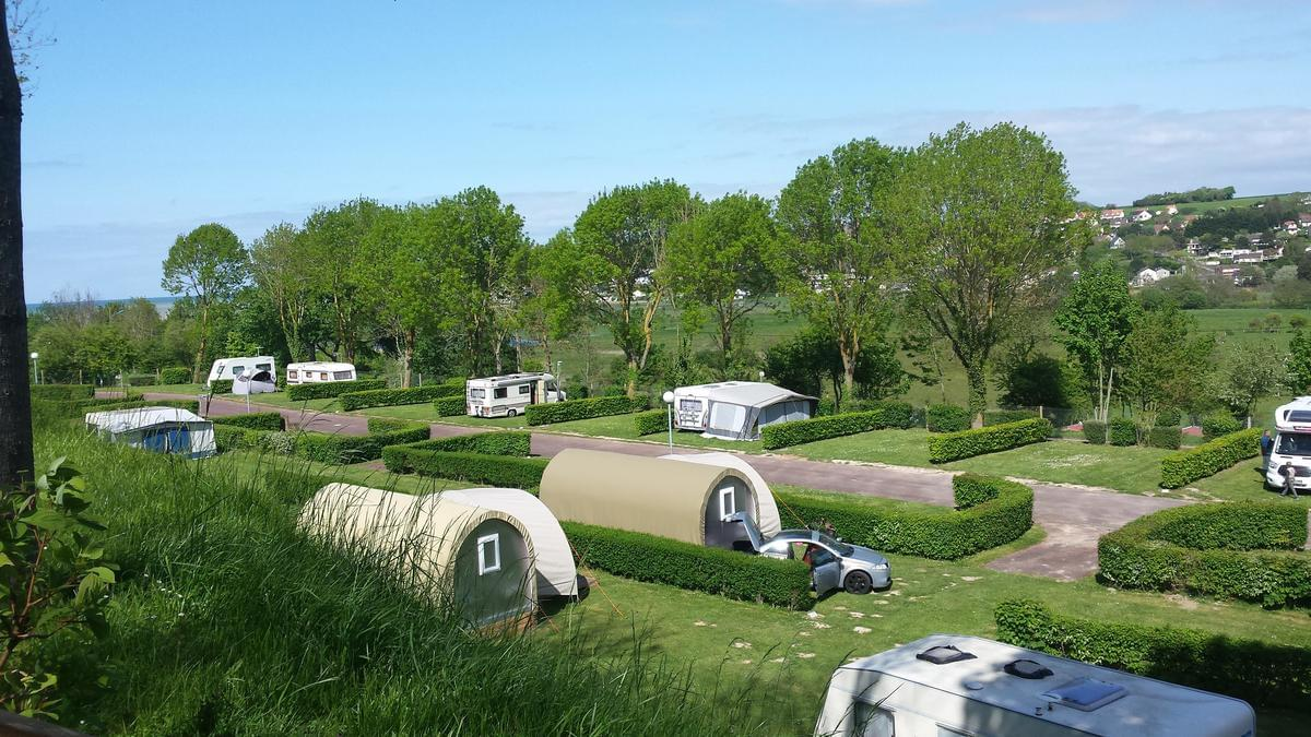 Camping Le Mont Joli Bois - Photo 12