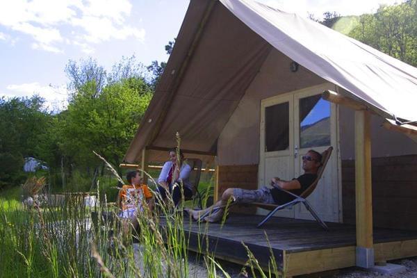 Camping de la Plage - Alpes, Vercors et Trièves - Photo 7