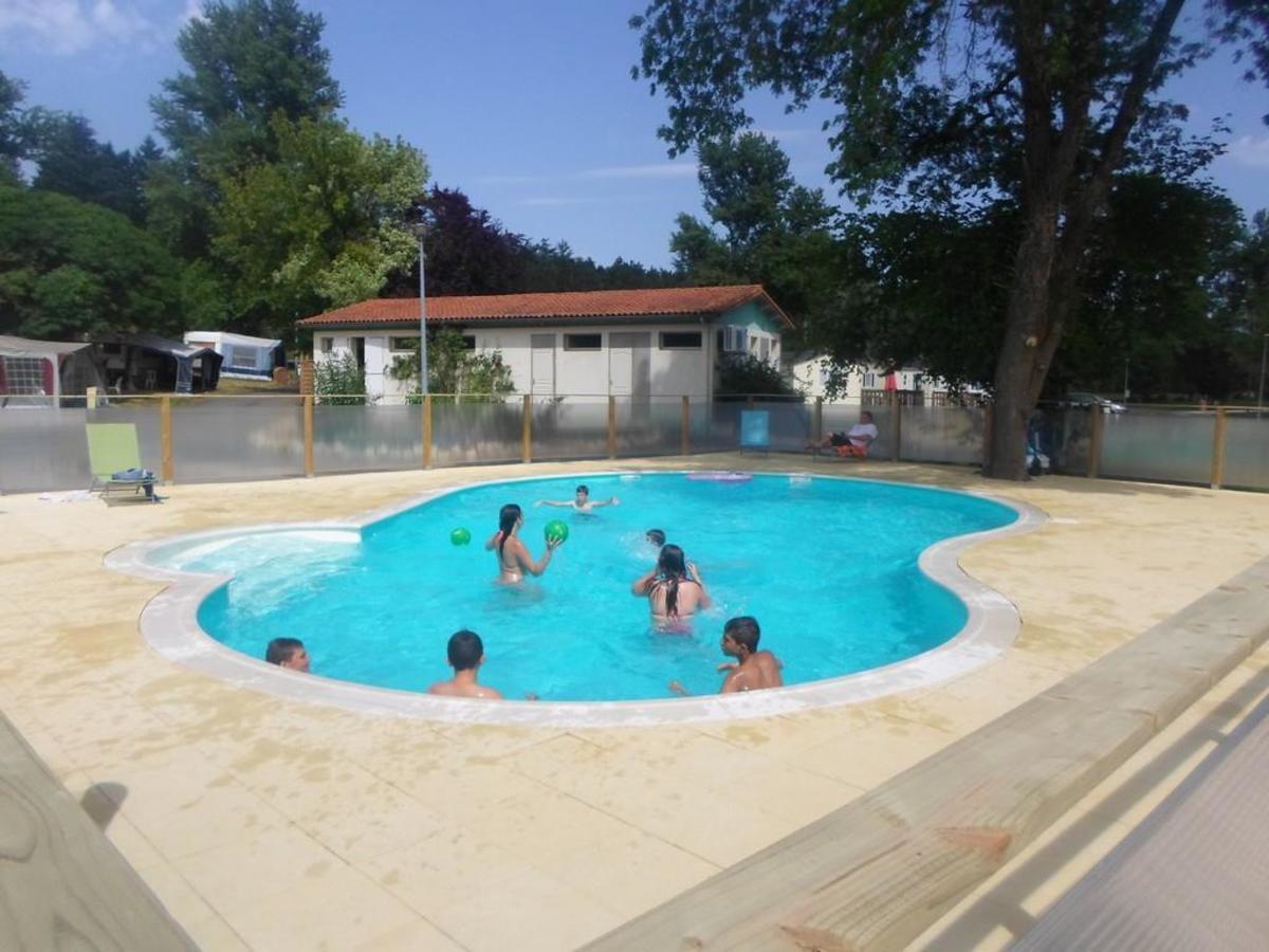 Camping de Civray - Photo 13