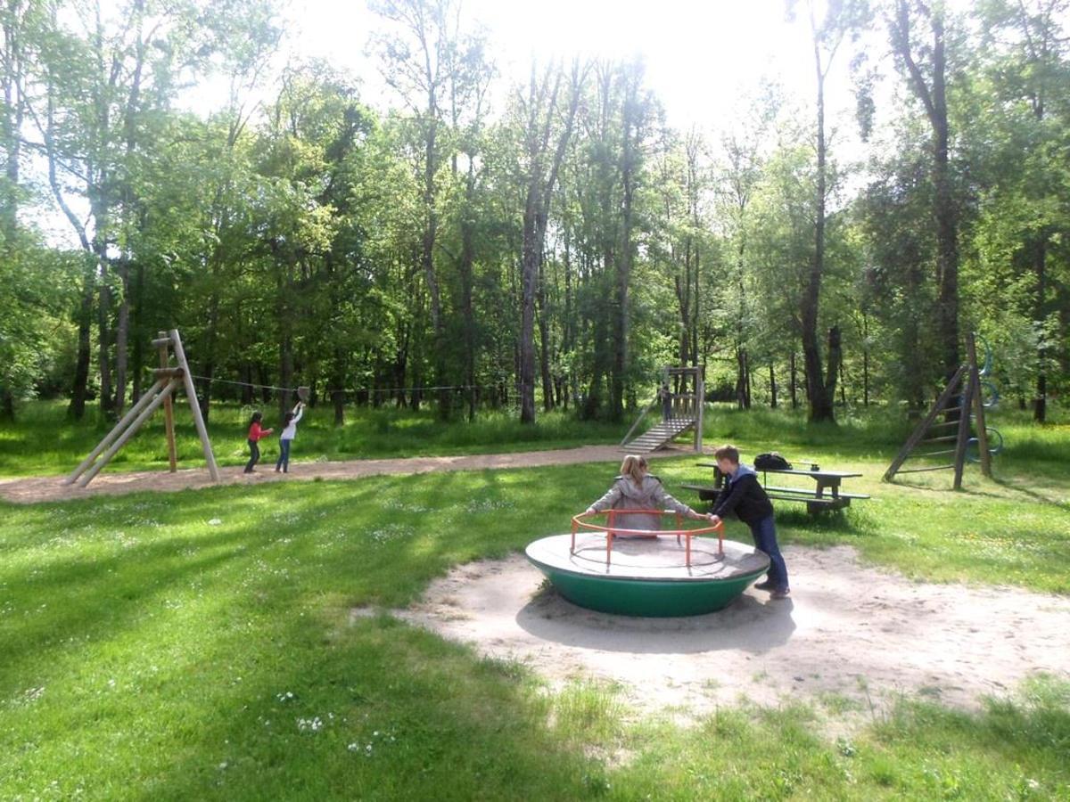 Camping de Civray - Photo 33