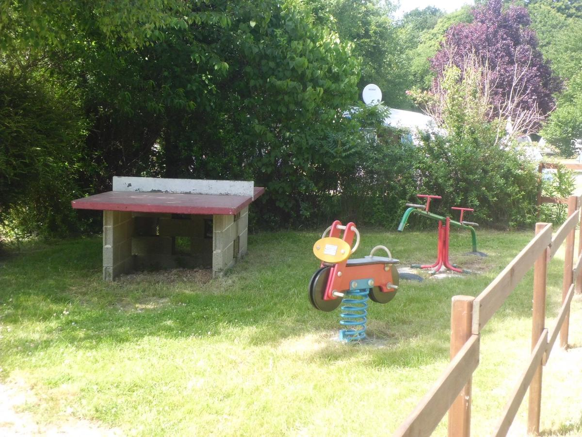 Camping Les Cerisiers - Photo 20