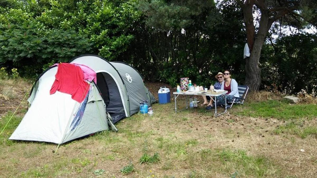 Aire naturelle de Camping La Ferme aux Cerisiers - Photo 14