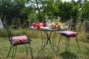 Aire naturelle de Camping La Ferme aux Cerisiers - Photo 23