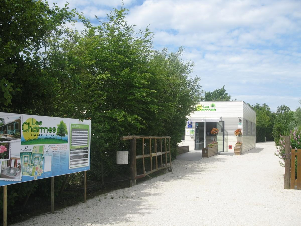 Camping Les Charmes - Photo 28