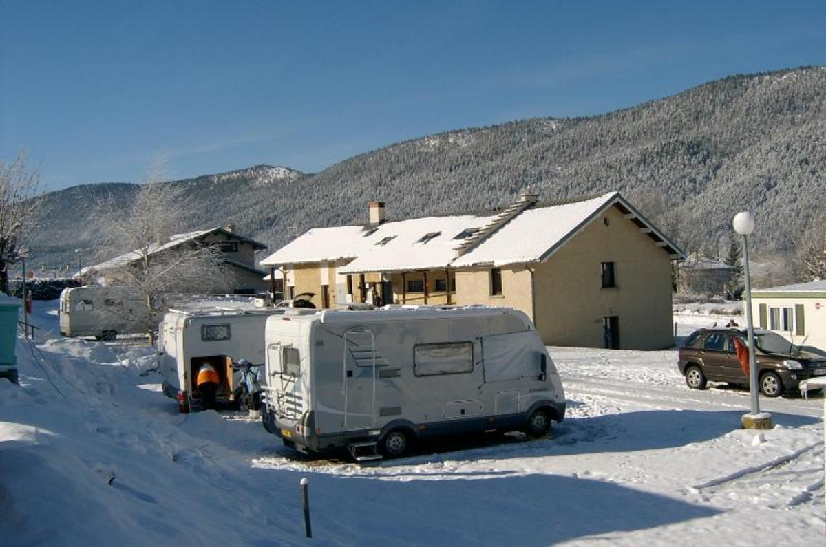 Camping Le Vercors - Photo 8