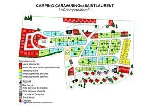 Camping Le Champ de Mars - Photo 8