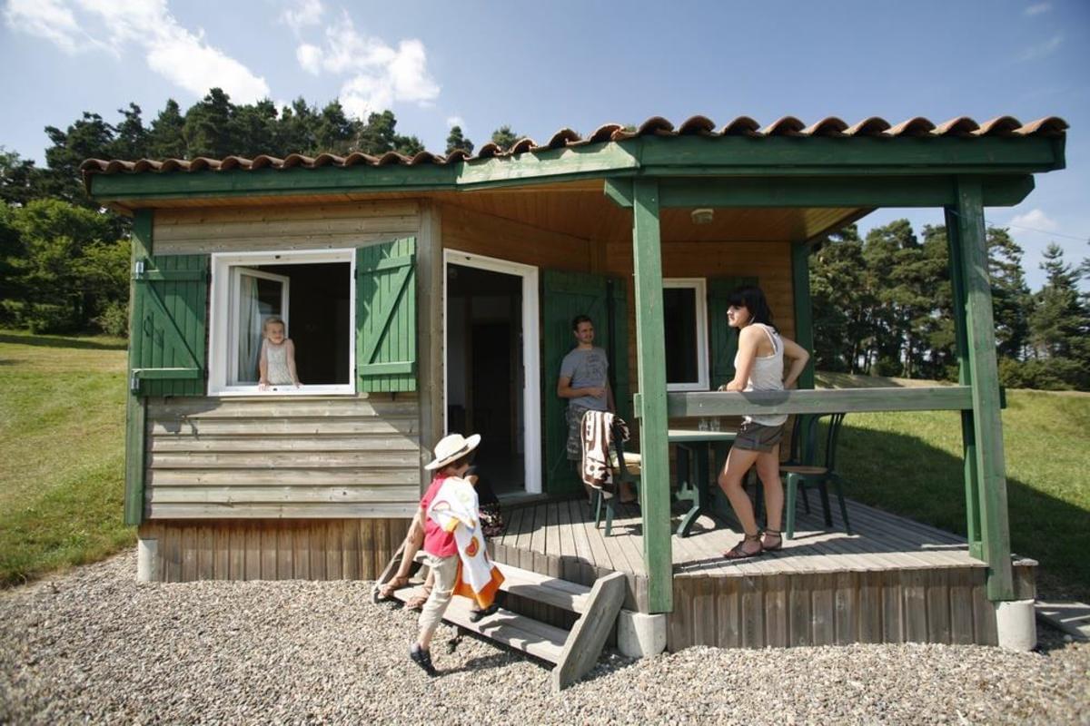 Camping La Roche Murat*** - Photo 1