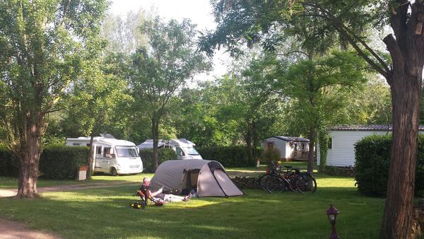 Camping L'Orée du Lac - Photo 4