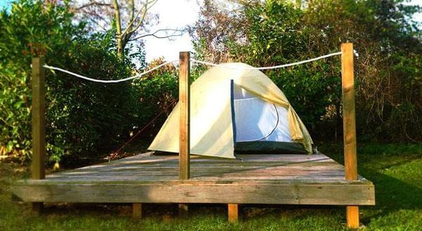 Camping L'Orée du Lac - Photo 5