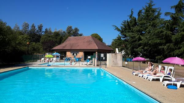 Camping de Saulieu - Photo 1