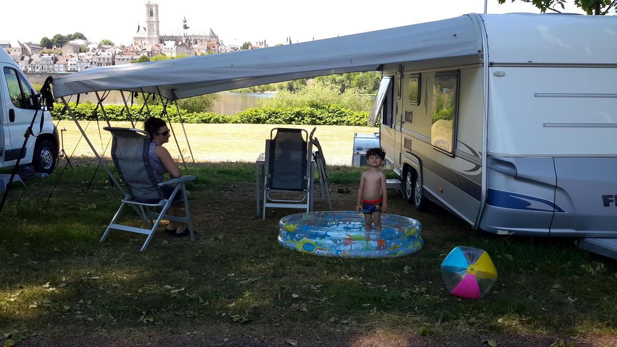 Camping de Nevers - Photo 109