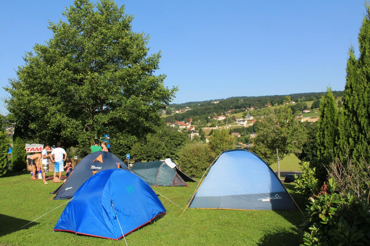 Camping Lac des Brenets - Photo 8