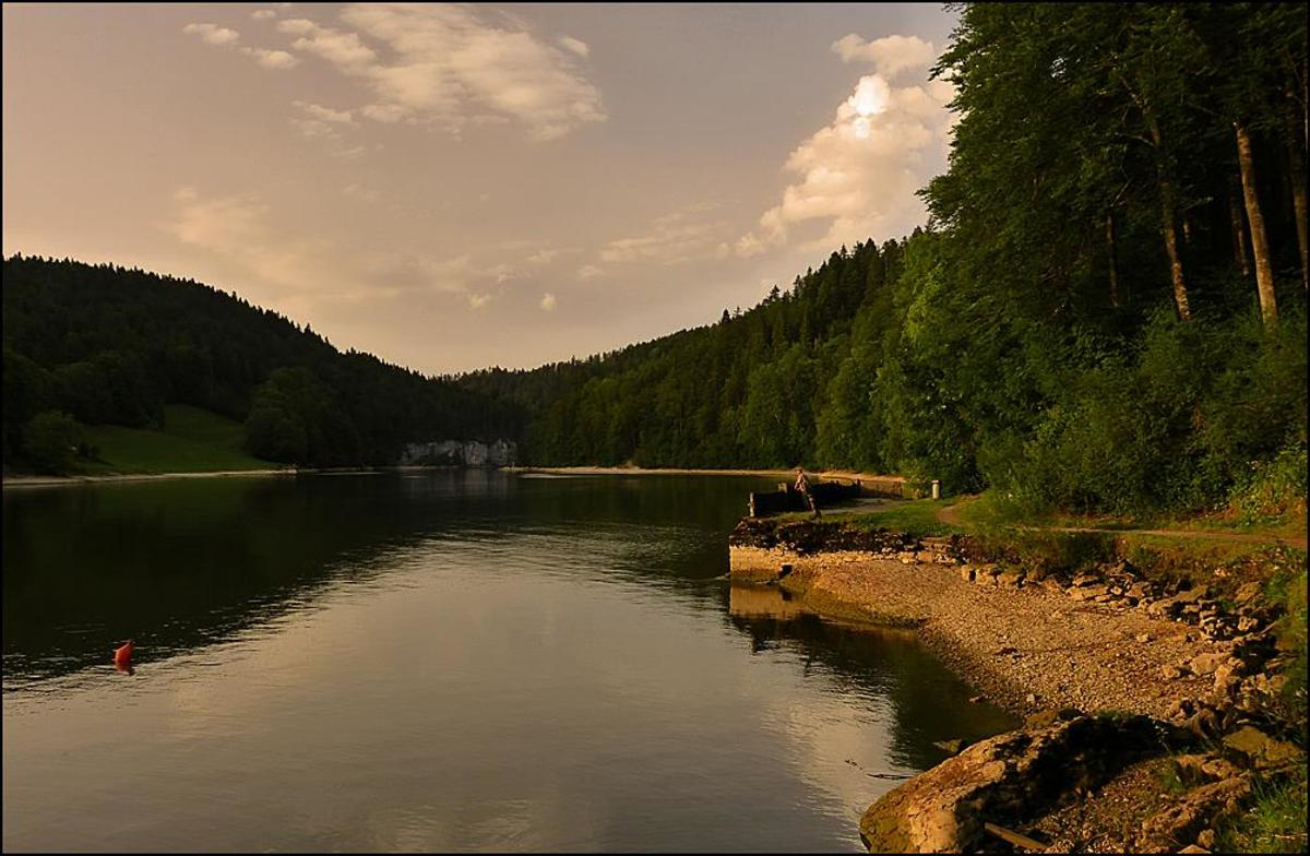 Camping Lac des Brenets - Photo 13