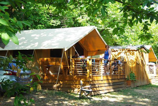 Camping La Châtaigneraie - Photo 2