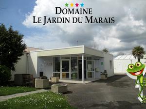 Domaine Le Jardin du Marais - Photo 20