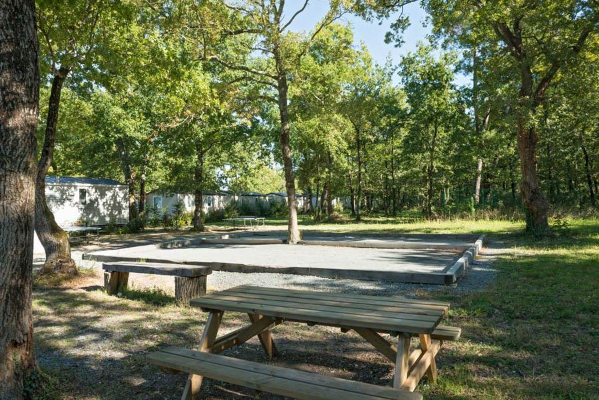 Camping Les Chèvrefeuilles - Photo 27