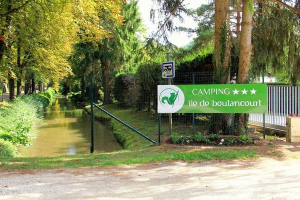 Camping Ile de Boulancourt - Photo 3