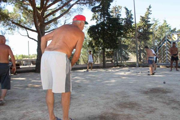 Camping Les Romarins - Photo 9