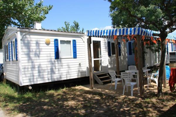 Camping Les Romarins - Photo 0