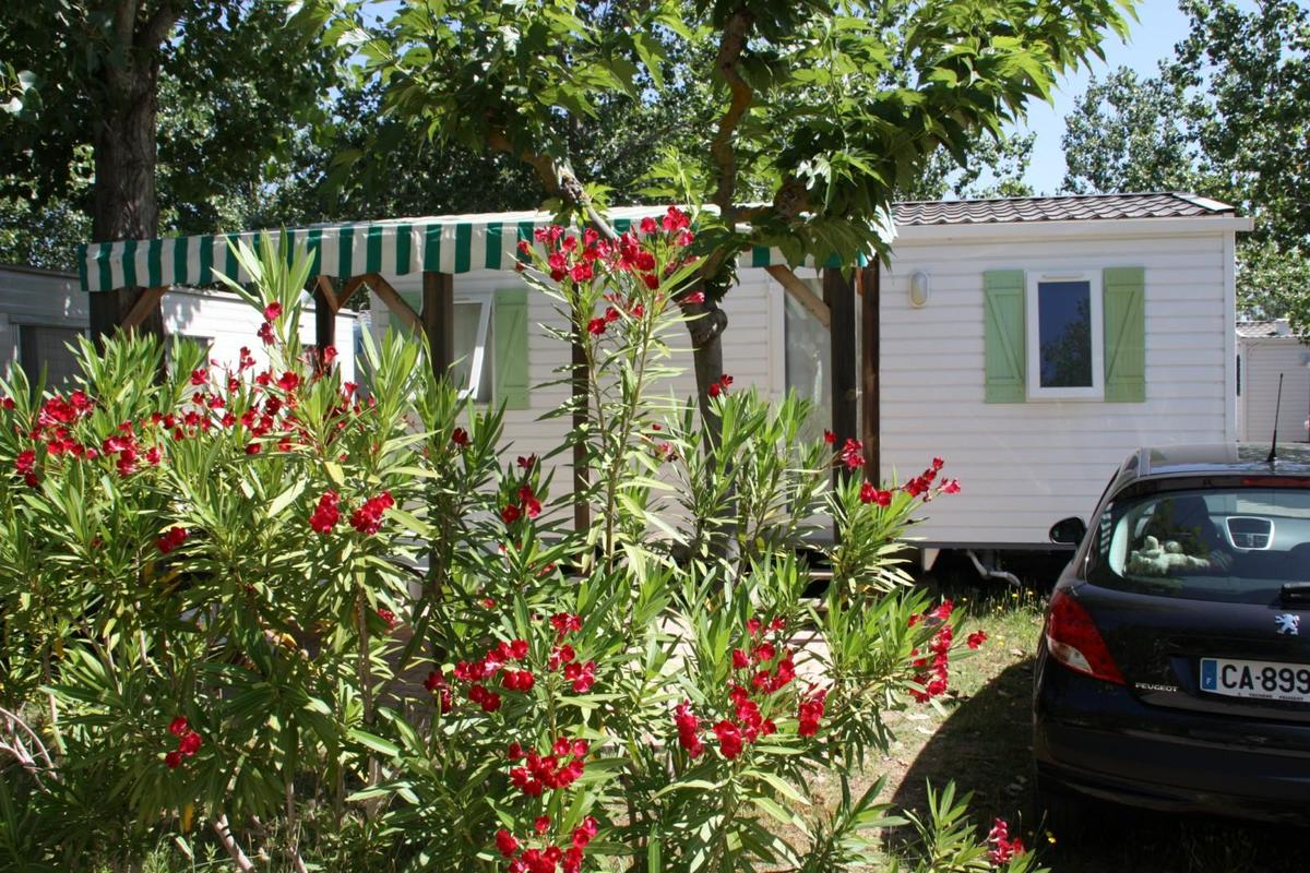 Camping Les Romarins - Photo 16