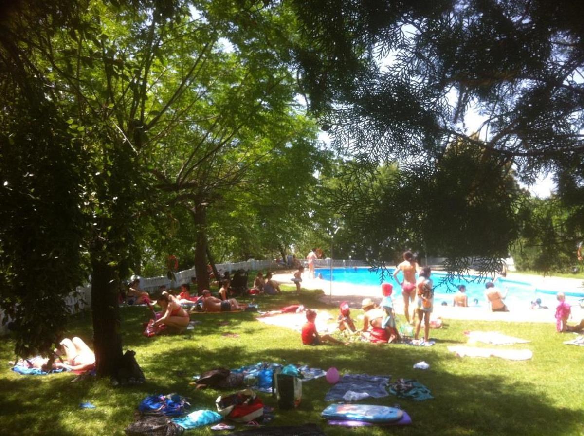 Camping Balcon de Pitres - Photo 13