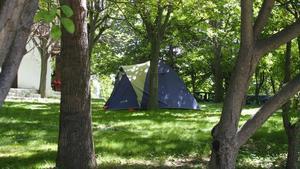 Camping Balcon de Pitres - Photo 27