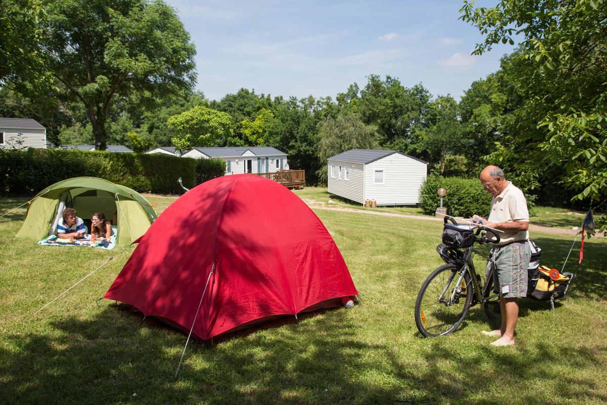 Camping Les Ilots de St Val - Photo 4