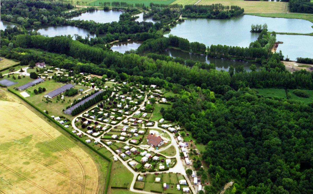 Camping Les Ilots de St Val - Photo 1