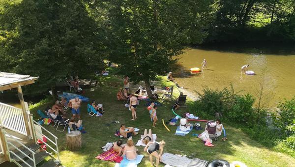 Camping Le Clupeau - Photo 4
