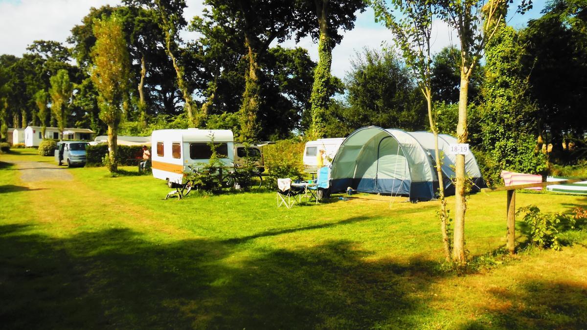 Camping Le Vallon aux Merlettes - Photo 7