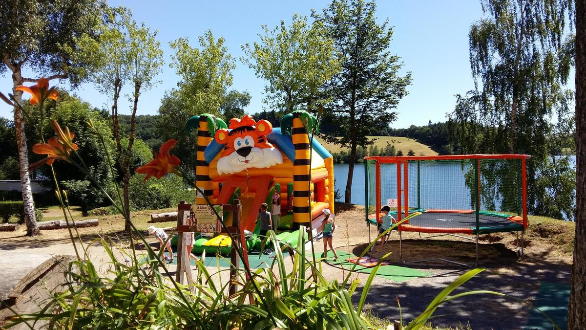 Camping SOLEIL LEVANT - Photo 26