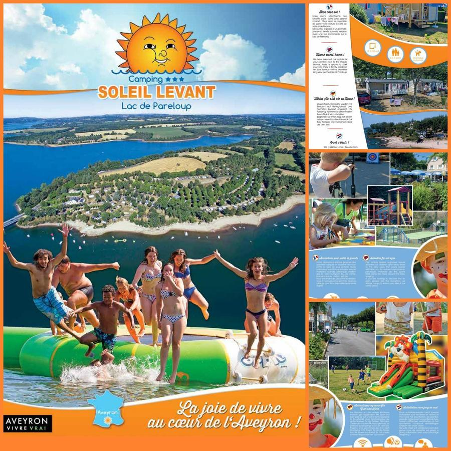 Camping SOLEIL LEVANT - Photo 31