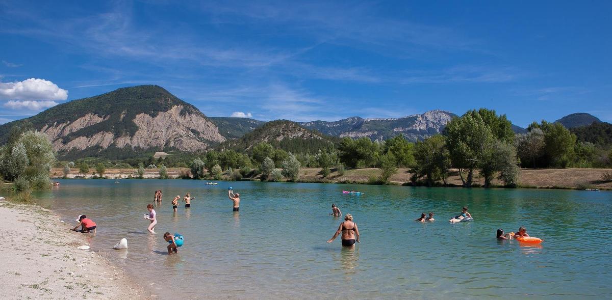 Camping le Lac Bleu - Photo 18