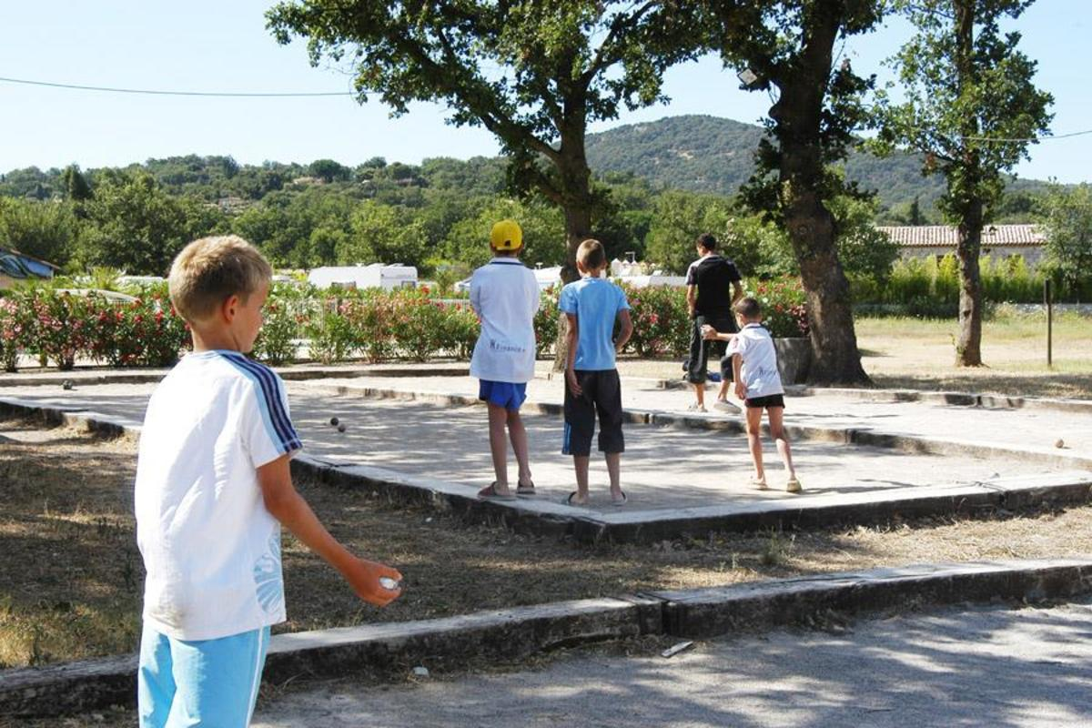 Camping Domaine du Golfe de Saint Tropez - Photo 25