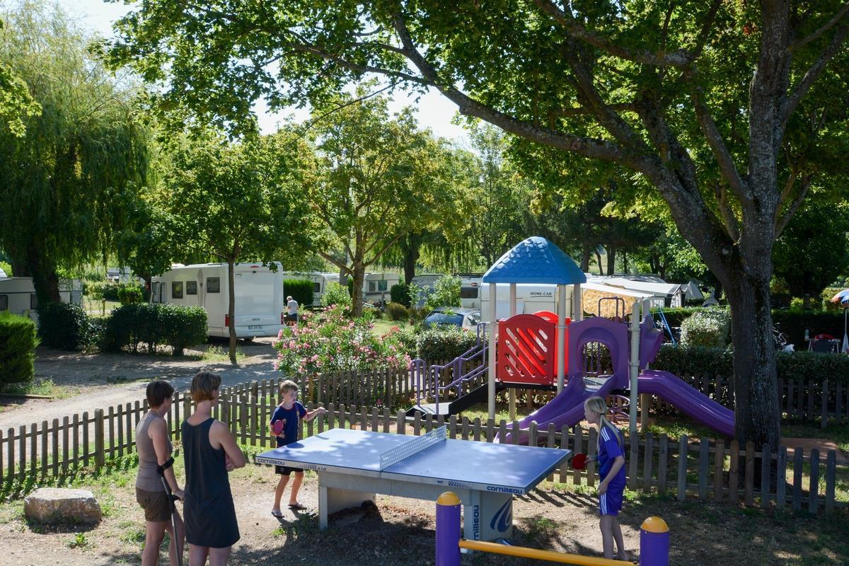 Camping L'Oasis du Verdon - Photo 40