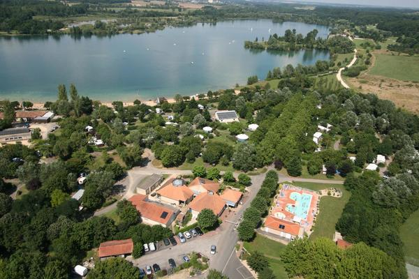 Camping du Lac de Saint Cyr - Photo 3