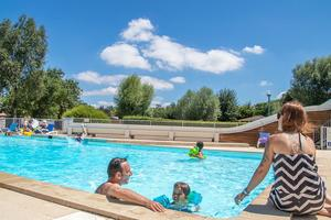 Camping Les Portes Du Beaujolais - Photo 1
