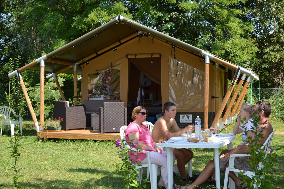 Camping Les Eychecadous - Photo 10