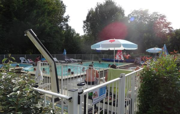 Camping Le Clos des Peupliers - Photo 8