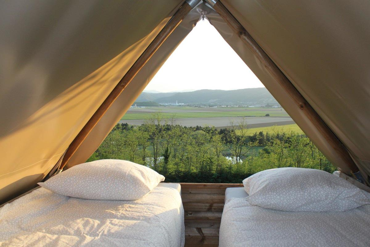 Camping du Domaine de Senaud - Photo 10